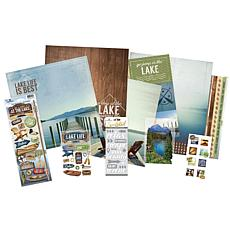 Paper House Lake Life Paper Crafting Bundle