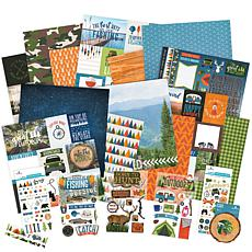 Paper House The Great Outdoors Paper Crafting Bundle