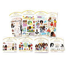 Paper House This Is Us Girl Power Sticker Bundle