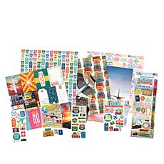 Paper House World Travel Paper Crafting Kit