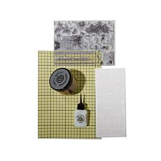 Paper Wishes Cosmic Shimmer Kit with Gilding Flakes