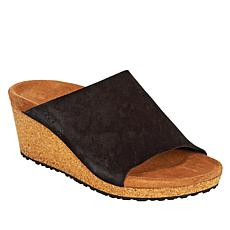 Papillio by Birkenstock Namica Leather Wedge Sandal