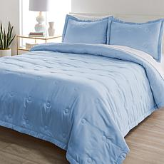 Patricia Altschul 3-piece Scallop Quilted Coverlet Set