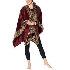 Patricia Altschul Faux Fur House Wrap