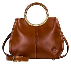 Patricia Nash Aria Leather Shopper