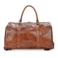 Patricia Nash Avola Leather Trolley Bag