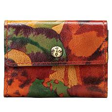 Patricia Nash Chianni Leather Card Wallet with RFID