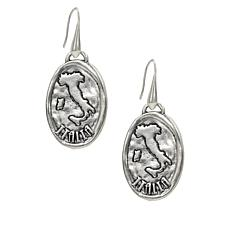 Patricia Nash  Romantic Travel Italia Drop Earrings