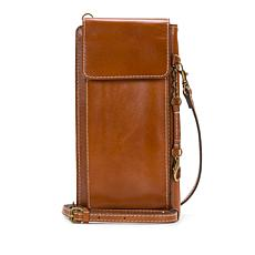 Patricia Nash Rovani Leather Phone Wallet