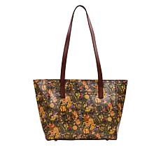 Patricia Nash Varsi Leather Tote