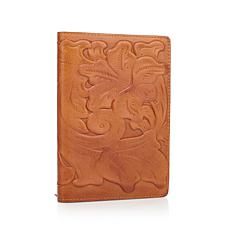 Patricia Nash Vinci Tooled Leather Notebook