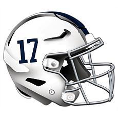 Penn State Helmet Cutout