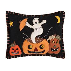 Penny Lane Halloween Applique Pillow