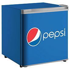 Pepsi 1.6 Cubic-Foot Compact Mini Fridge