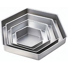 Performance Cake Pan Set - Hexagons
