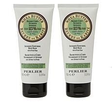 Perlier 2-pack Shea Pear Body Balm