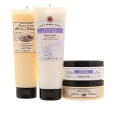 Perlier 4-piece Honey from Liguria and Honey Langhe Set