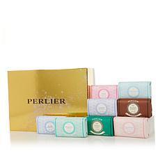 Perlier 8-piece Soap Bar Set with Box