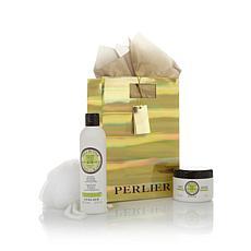 Perlier Body Balm & Shower Cream Set - Shea Coconut