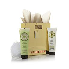 Perlier Body Butter & Shower Cream Set  - Olive Oil