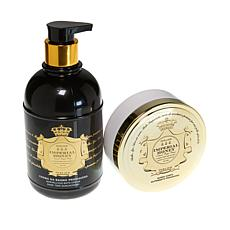 Perlier Imperial Honey Bath Cream and Body Butter
