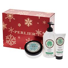 Perlier Shea Pear 3-piece Set