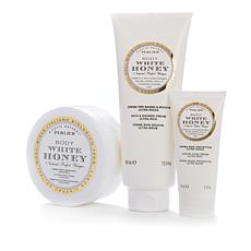 Perlier White Honey 3-piece Kit