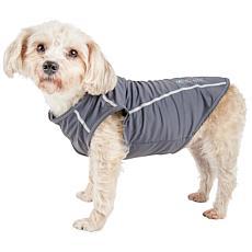 Pet Life Active Racerbark 4-Way Stretch Active Dog Tank Top T-shirt