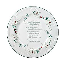 Pfaltzgraff Winterberry Family and Friends Plate