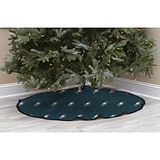 Philadelphia Eagles Christmas Tree Skirt