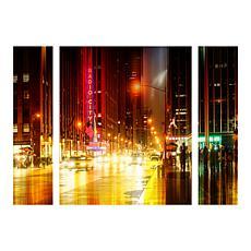 "Philippe Hugonnard ""Urban Stretch NYC IV"" Multi-Panel A"