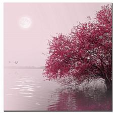 "Philippe Sainte-Laudy ""Full Moon on the Lake"" Print"