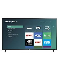 "Philips 4000 Series 55"" 4K Ultra HD Smart TV with Built-In Roku"