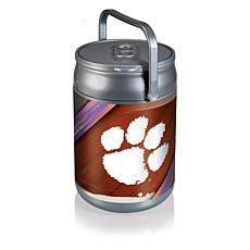 Picnic Time Can Cooler - Clemson University (Logo)