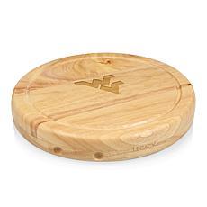 Picnic Time Circo Cheese Board - West Virginia Un.