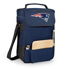 Picnic Time Duet Tote - New England Patriots