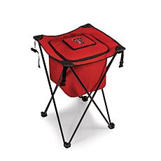 Picnic Time Foldable Cooler - Texas Tech University