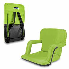 Picnic Time Folding Stadium Chair-Seattle Seahawks