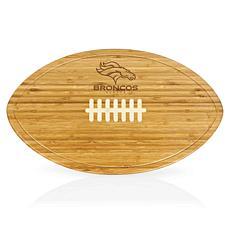 Picnic Time Kickoff Cutting Board - Denver Broncos