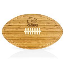 Picnic Time Kickoff Cutting Board - Kansas City Chiefs