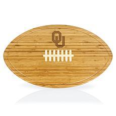 Picnic Time Kickoff Cutting Board - U of Oklahoma