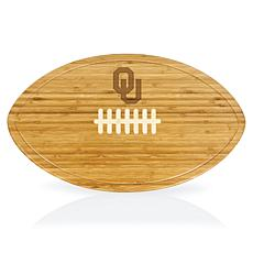 Picnic Time Kickoff Cutting Board - U of Oklahoma