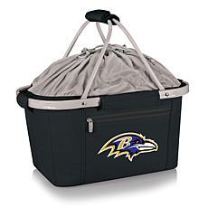 Picnic Time Metro Basket - Baltimore Ravens