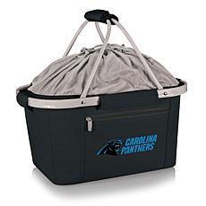 Picnic Time Metro Basket - Carolina Panthers