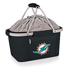 Picnic Time Metro Basket - Miami Dolphins