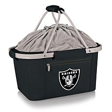 Picnic Time Metro Basket - Oakland Raiders