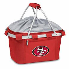 Picnic Time Metro Basket - San Francisco 49ers