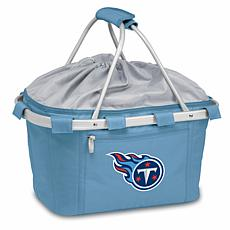 Picnic Time Metro Basket - Tennessee Titans