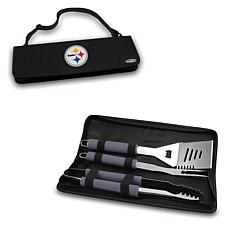 Picnic Time Metro BBQ Tote - Pittsburgh Steelers