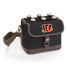 Picnic Time Officially Licensed NFL Beer Caddy - Cincinnati Bengals